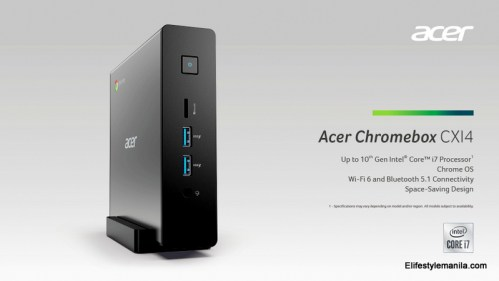 Acer Chromebox CX14