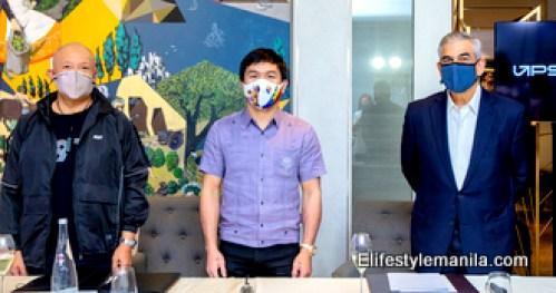 Globe Telecom and Manny Pacquiao