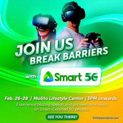 Smart Communications 5G network