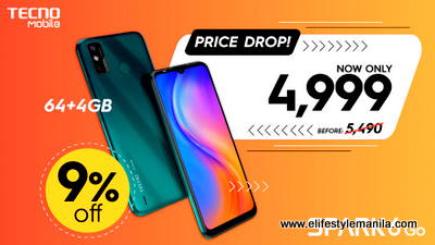 Tecno Mobile shopee price drop