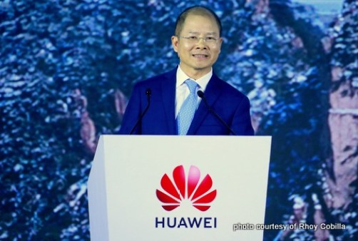 Huawei Global Analyst Summit