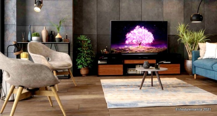 LG OLED TV and Dolby