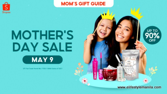 Shopee Mother's Day Sale