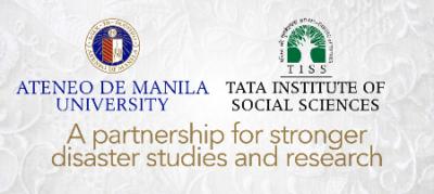 Ateneo de Manila and Tata Institute Mumbai partners for disaster management studies.