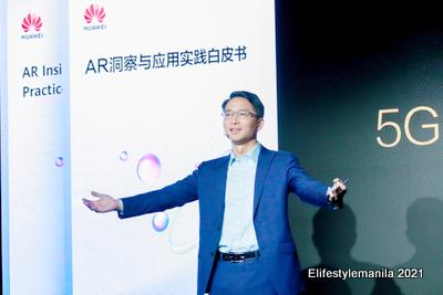 Huawei BWS Bob Cai