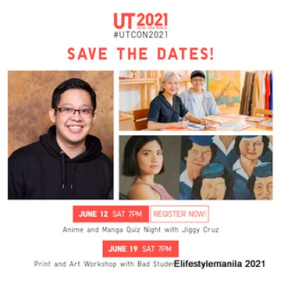 Uniqlo first UT Con 2021
