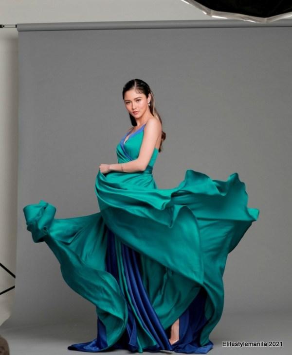Kim Chiu with Cherry Mobile