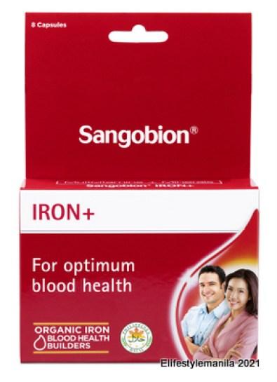 Sangobion Iron+
