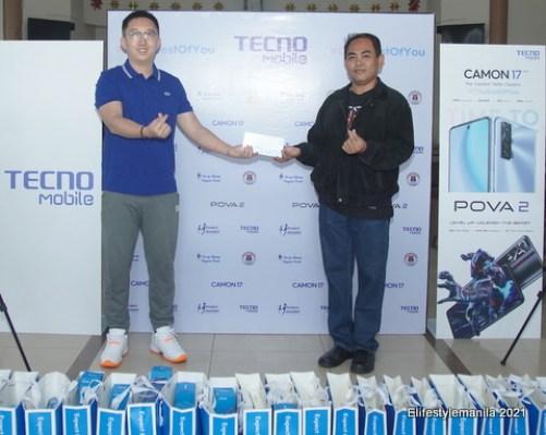 TECNO Mobile CSR program