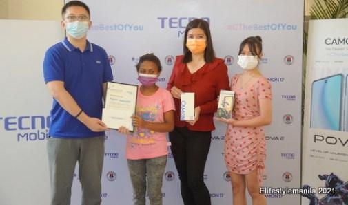 TECNO Mobile CSR