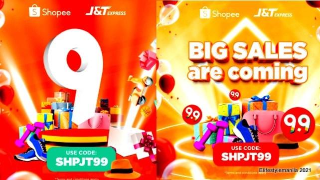 J&T Express and Shopee partnership