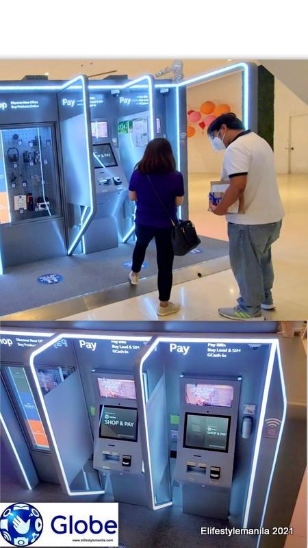 Globe Telecom Shop and Pay