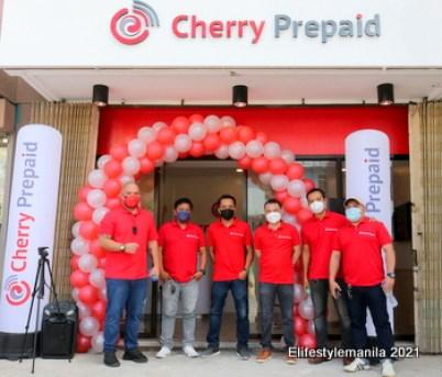 Cherry Preapaid Davao City