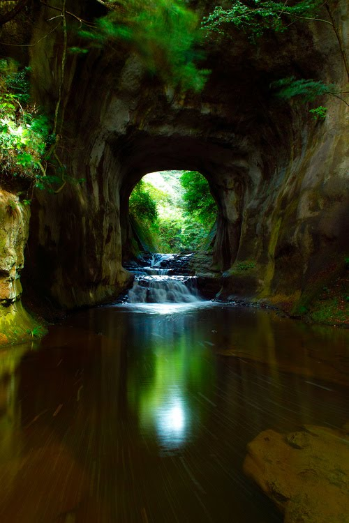 Natural Bridge, Japan