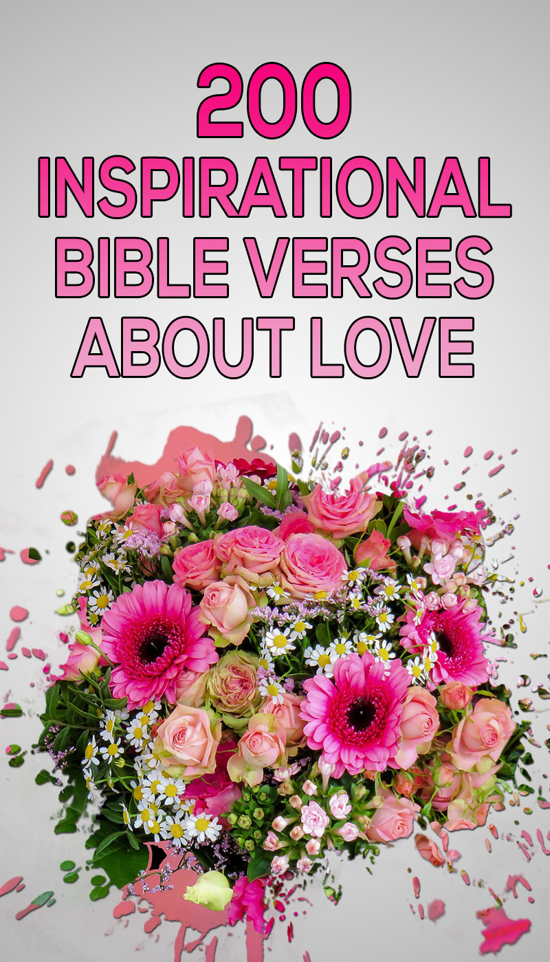 Inspirational Bible Quotes About Love