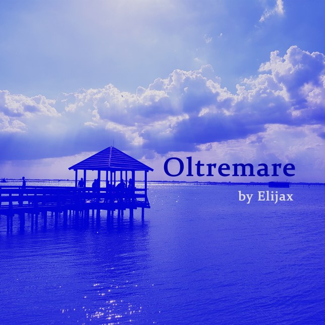 Oltremare by Elijax. Cover by Emy Bernecoli