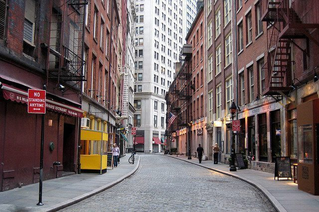 Best Things About Living in The Financial District