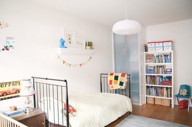 Raising Two Kids in One Bedroom in NYC