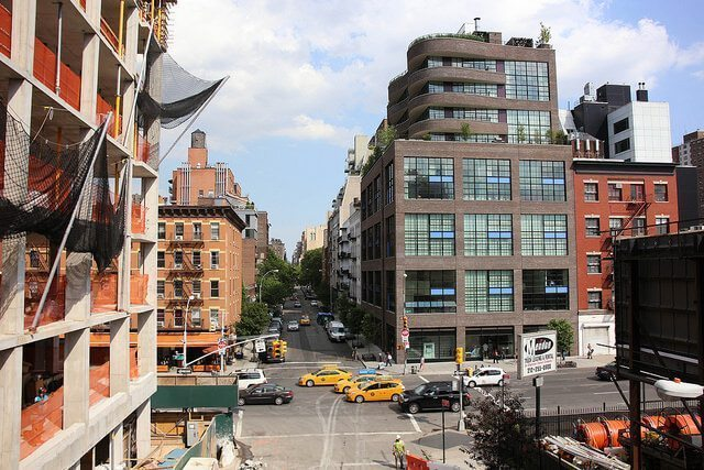 New Construction on Sale in New York City