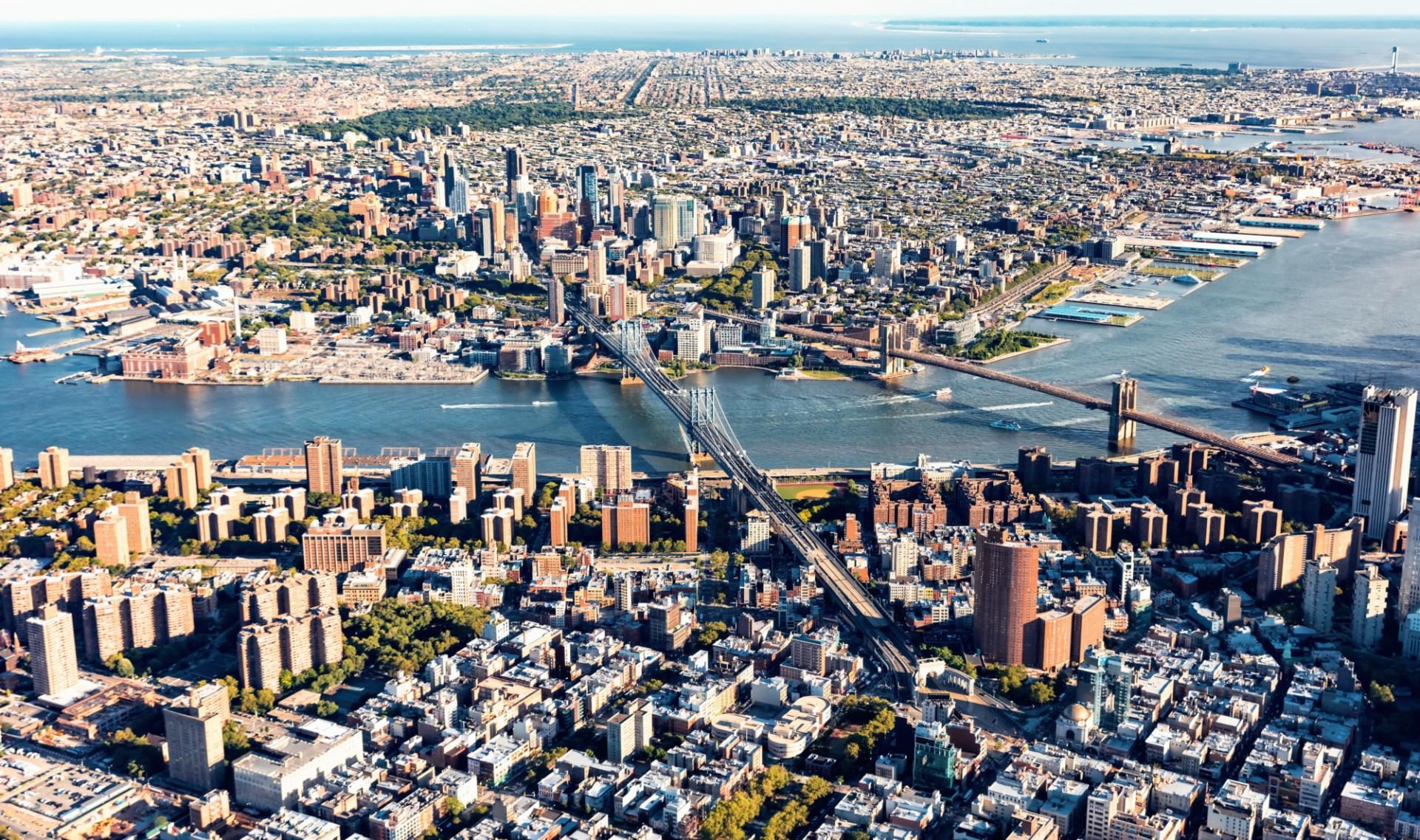 Manhattan vs. Brooklyn in New York City