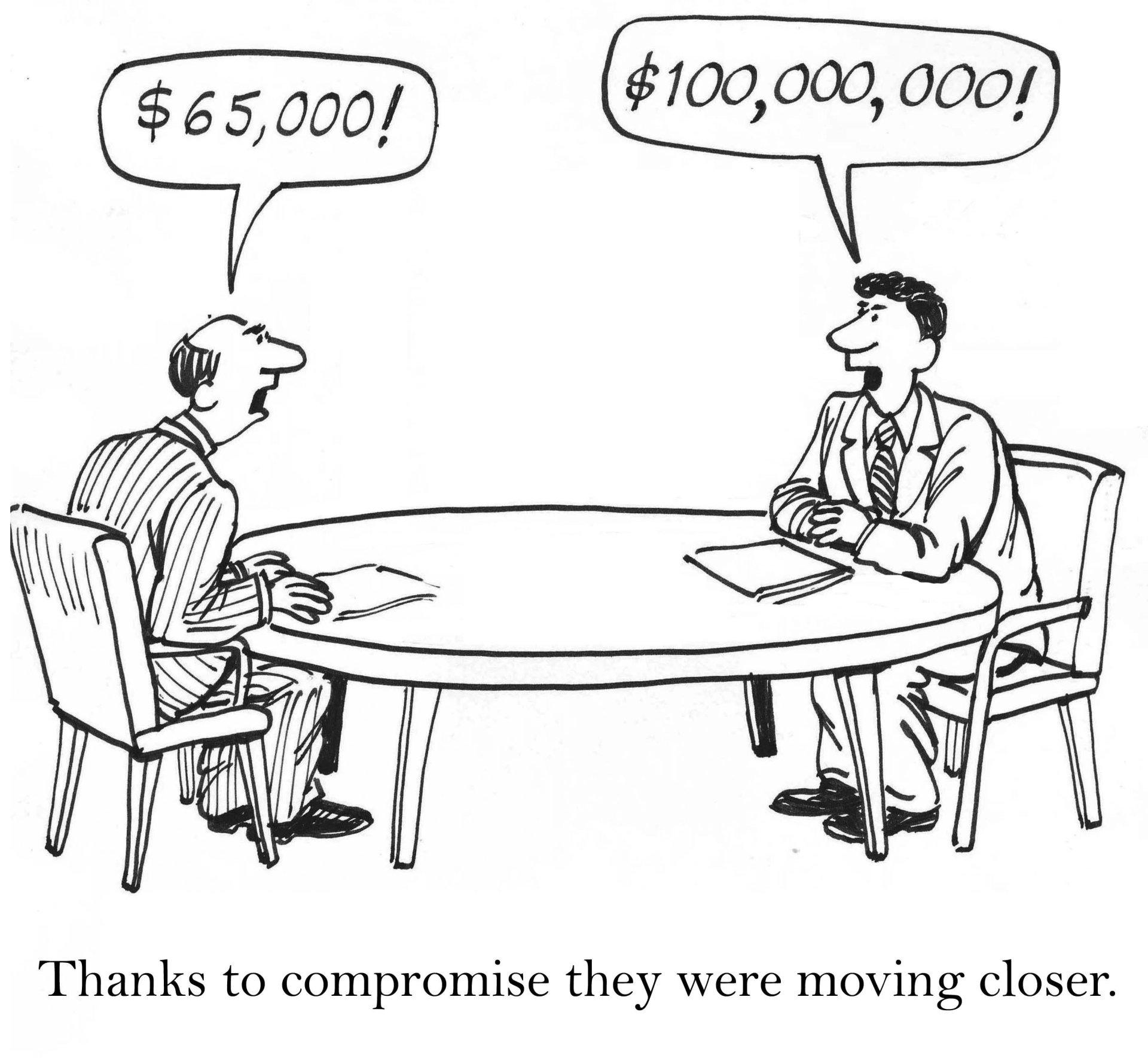 Negotiating Real Estate