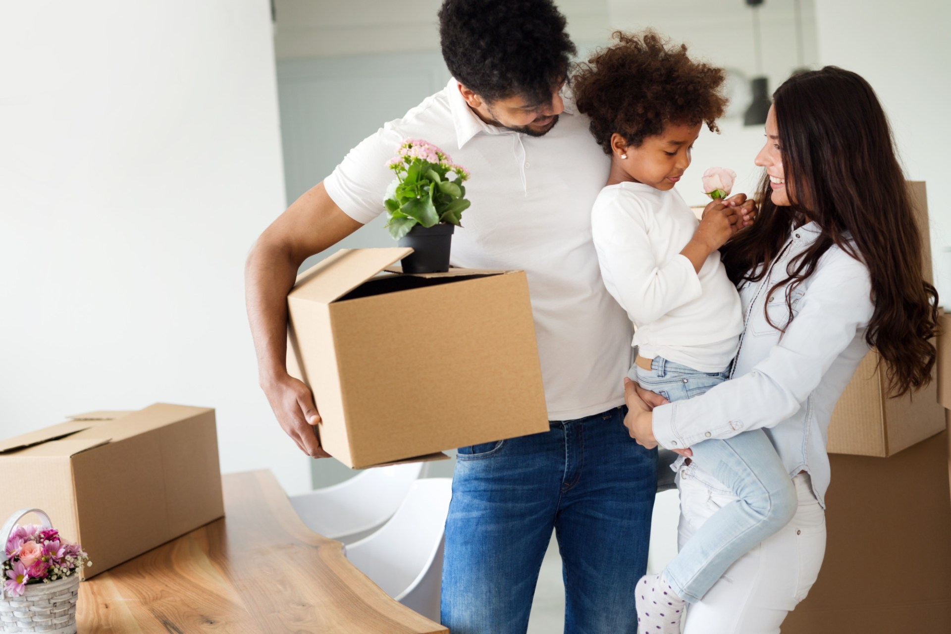 Family Moving