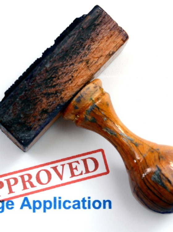 Pre-Approved for a Mortgage