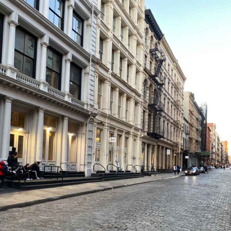 Finding a Building to Call Home in New York City