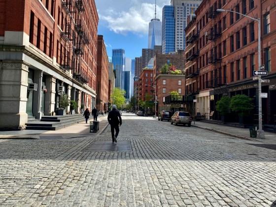 COVID-19 Photos New York City