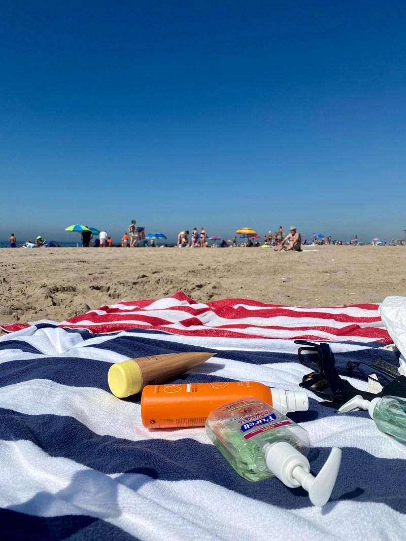 Brighton Beach Covid July 12th