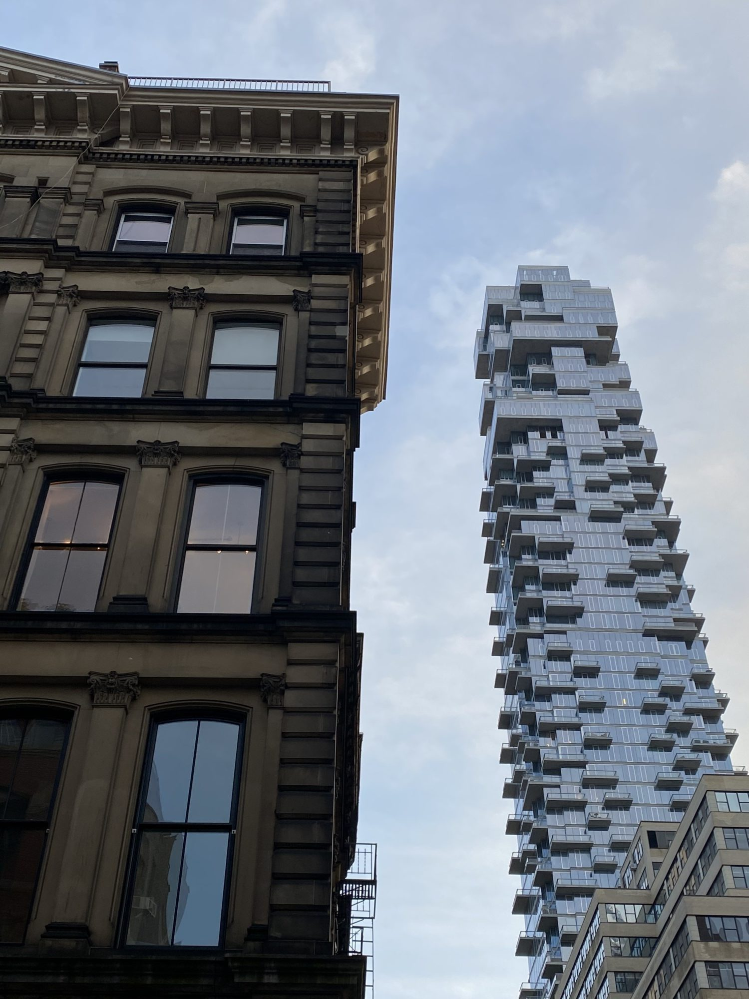 Pre-War vs. Post-War Buildings in NYC