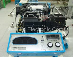 Ionizer field test