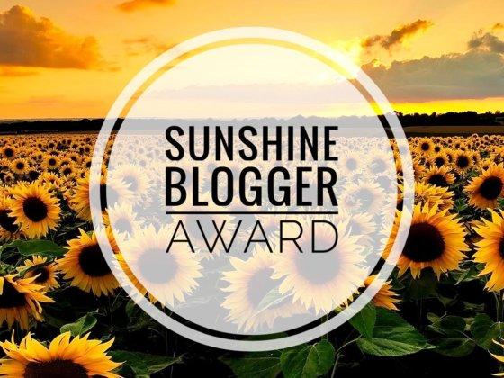 Il blog Elimeli nominato per il Sunshine Blogger award