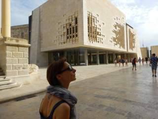 Il Parlamento di Malta a La Valletta