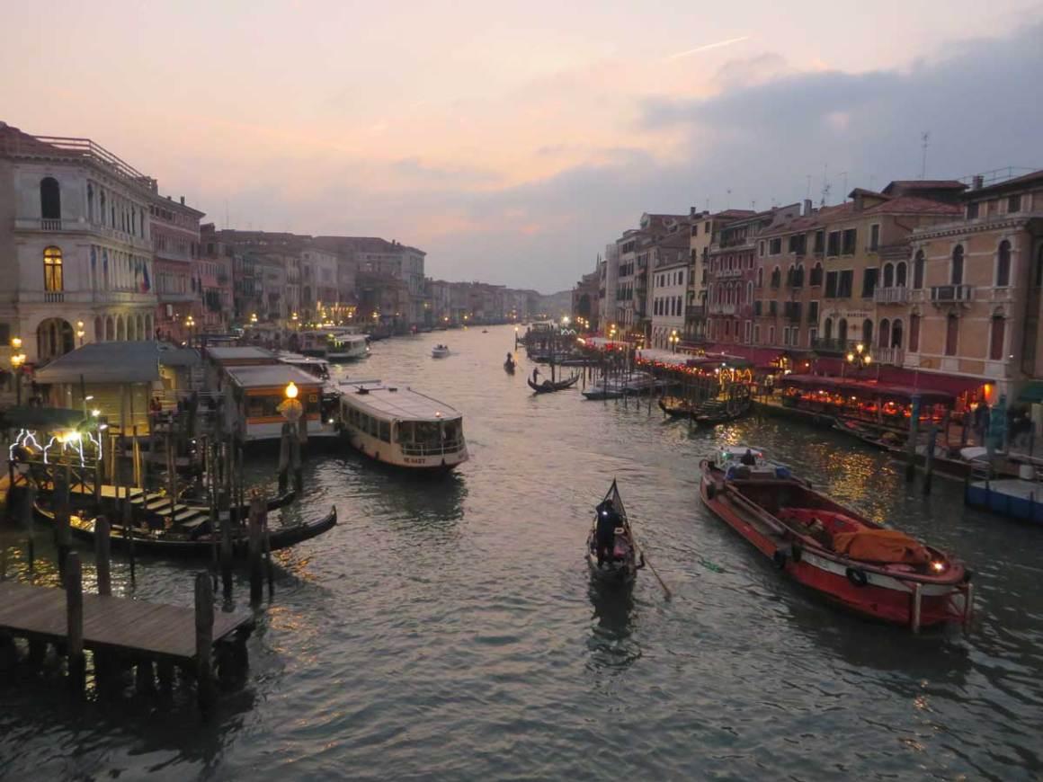 Giornata mondiale dell'amicizia - Venezia con le amiche