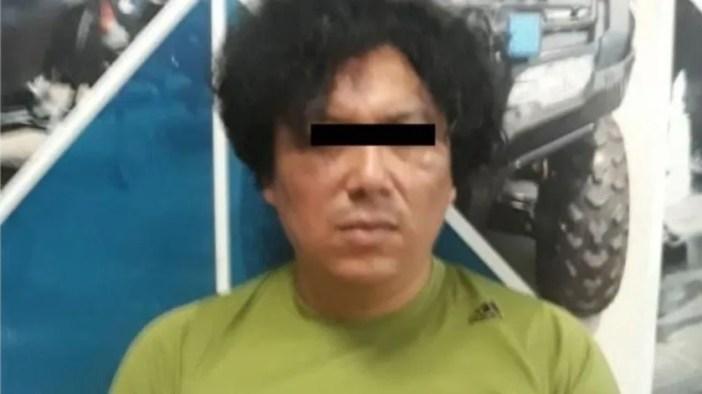 """Trinidad """"N"""", es un ex policía, que desertó y se hizo a cargo de una célula criminal.(GH)"""