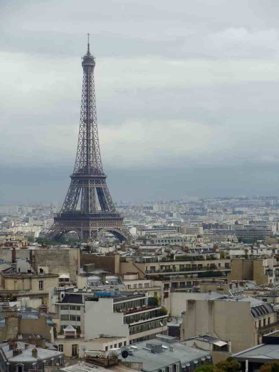 Paris Recovers: Personal Observations