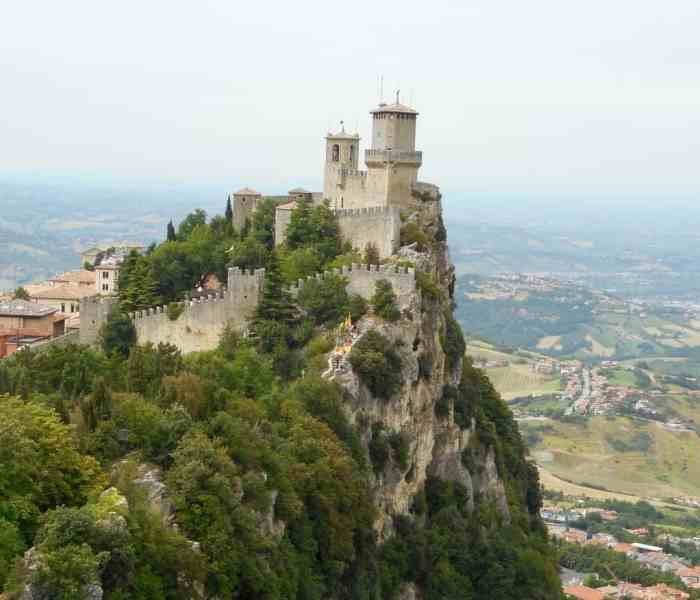 Sunday in San Marino