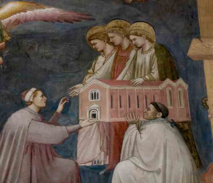 The Sins of the Father (Scrovegni Chapel)