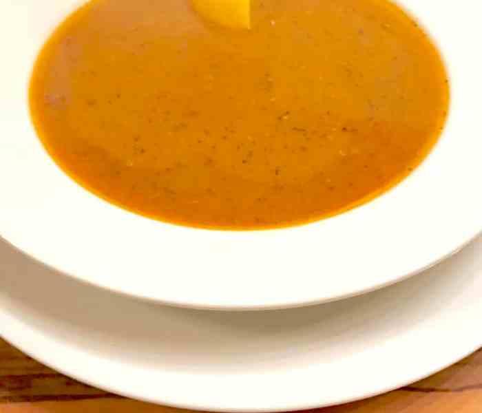 Lucky Lentil Soup