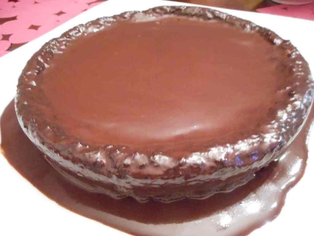 China-China Chocolate Cake