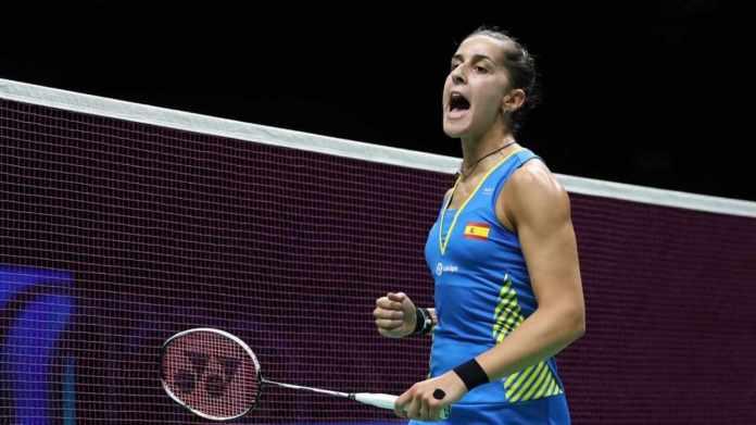 La campeona olímpica Carolina Marín gana por tercera vez en el Mundial de  Bádminton