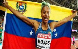 Yulimar Rojas suma votos salvadoreños en Encuesta Deportiva de PL