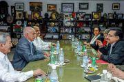 FMLN y PCC de Cuba profundizan relaciones históricas