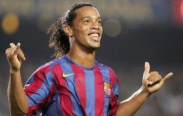 Ronaldinho se retira del fútbol a sus 37 años