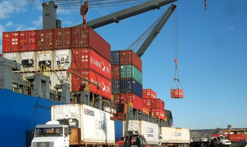 Exportaciones sumaron $5,943.3 millones a diciembre 2019
