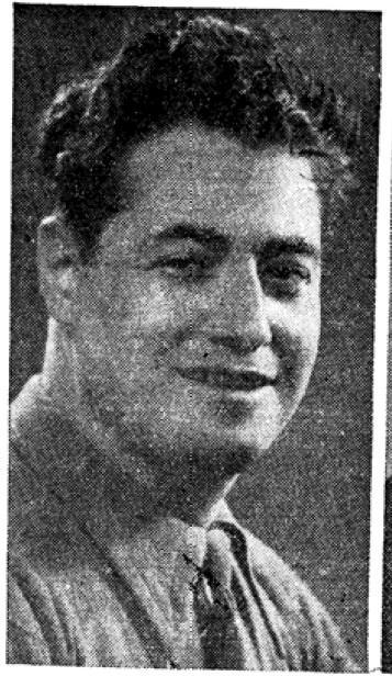 Ramón Ruiz Alonso, foto extraída de un cartel electoral de la candidatura de la CEDA, publicado por IDEAL el 15 de febrero de 1936, con motivo de las elecciones generales a las que se presentó por segunda vez. /HEMEROTECA IDEAL