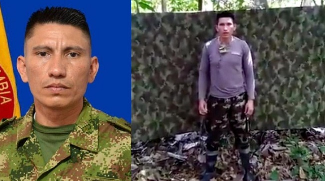 Resultado de imagen para liberan soldado