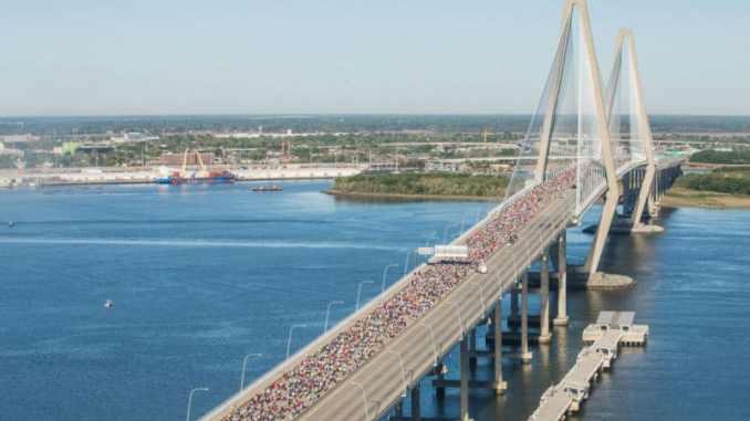 cooper river bridge run 2020