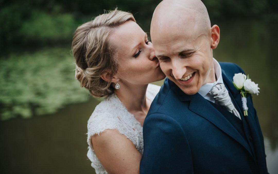 Jenny & Alex bröllop på Balingsholm